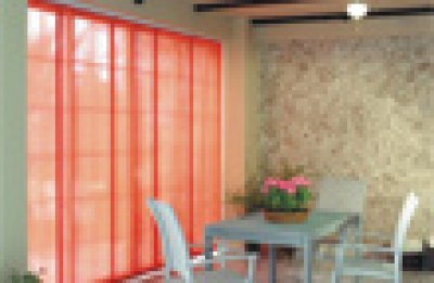 Cortinas verticales estores enrollables panel japones for Estores de madera