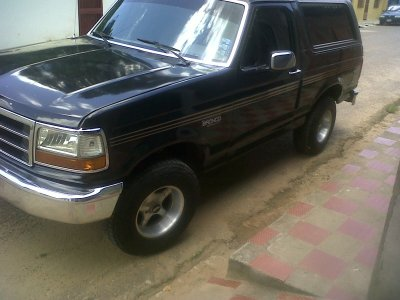 oferta bella ford bronco 1992_